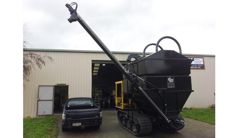 Grain Handling | Jas Tec